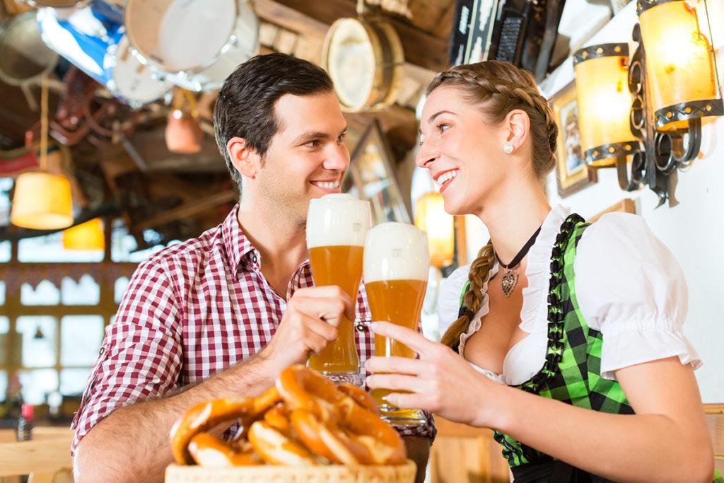 How to flirt in german